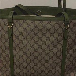 Gucci GG supreme purse